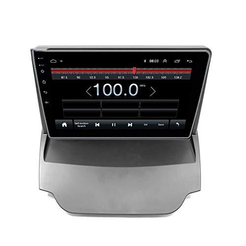 WHL.HH Macchina Stereo HD Toccare per Guado Ecosport 2013-2017 Android Capo unità GPS Navigazione Schermo Stereo Video Ricevitore con Bluetooth WiFi Integrato Mappe
