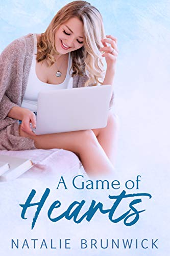 A Game of Hearts: A Sweet Lesbian Romance (English Edition)