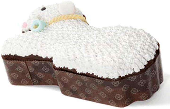 Stampi per dolci pasquali  ducomi  - agnello torta pasquale 0647903072903