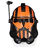 Clone Trooper Helmet Star Series Wars Helmet...