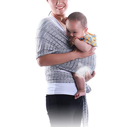 G&F Abrigo Bebé Infantil Portador Cabestrillo Bebés Recién Nacidos Y Niños Pequeños hasta 10 Kg
