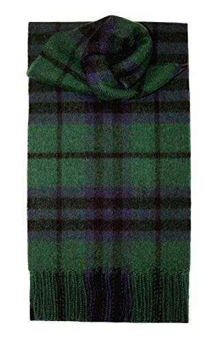 Lochcarron of Scotland, Schottland Keith Tartan Schottenmuster Lammwollschal