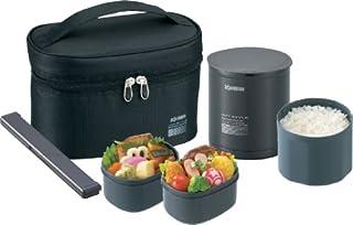 象印 ( ZOJIRUSHI  ) 保温弁当箱お・べ・ん・と SZ-CB05-BA ブラック