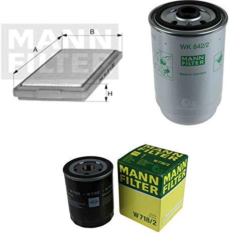 Mann Filter W7