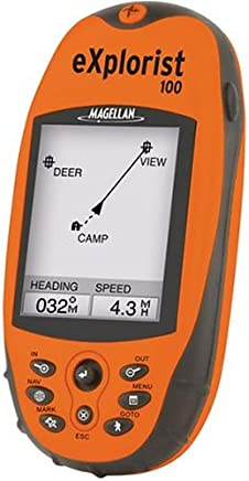 Magellan eXplorist 100 Water Resistant Hiking GPS