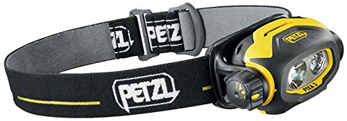 Petzl E78CHB Stirnlampe Pixa 3[1] (steht zertifiziert)