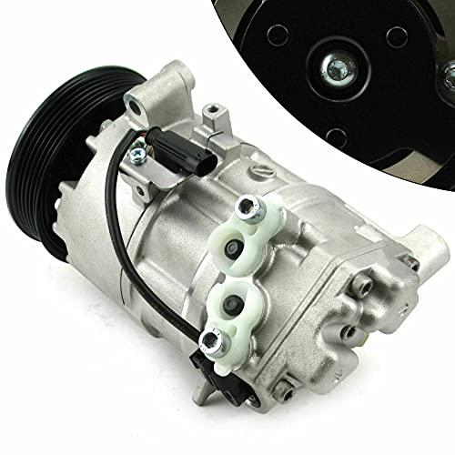 Compressore di climatizzazione 110 mm per BMW Serie 1 E81 E82 E87 E88 Serie 3 E90 E91 X1 E84