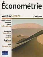 Econométrie Pack en 2 volumes - Econométrie ; Corrigés des exercices de William H. Greene