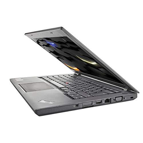 Lenovo ThinkPad T440 Business Intel Core i5 (4.Gen), 8GB RAM, 250 GB SSD, 14 Zoll 1920x1080 IPS, Bluetooth, Wi-Fi, Win10 Prof. Ultrabook (Generalüberholt)