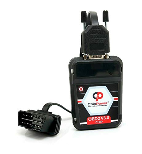 Chiptuning ChipPower OBD2 v3 für A3 (8P) 1.6 102 PS 2003-2012 Tuning Box Benzin