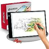 Hiroki | Premium A4 LED Leuchttisch – Bilder Lightpad...