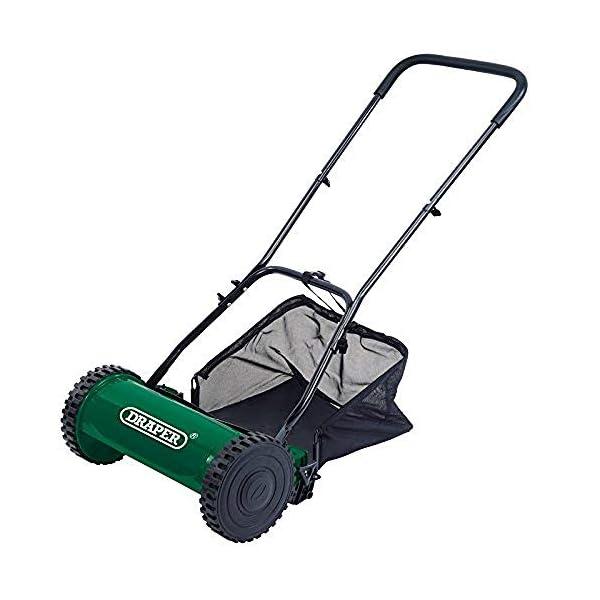 Draper 38cm Hand Push Mower