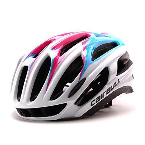 LIANHUI Fahrradhelm Der Männer Und Frauen Einstellbare Ultra-Light Und Stable-Berg Rennrad Helme CE Certified Fahrradschutzhelm Und (L(58-63CM),6)