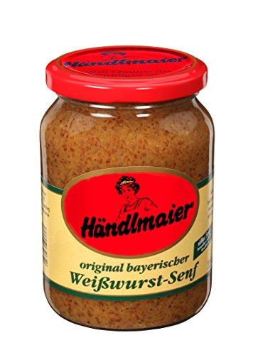 Händlmaier Orginal Bayerischer Weißwurst-Senf, 335ml