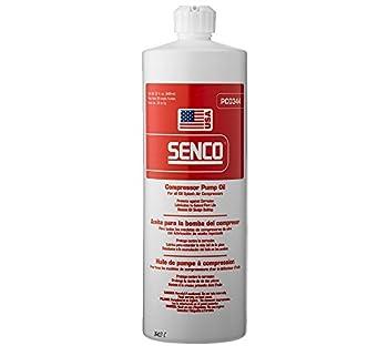 Senco PC0344 32 Ounce Compressor Oil