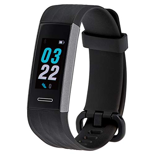 MEDION S3900 Fitnesstracker (Fitnessuhr, AMOLED Display, Herzfrequenzmesser, Schrittzähler, Kalorienverbrauch, Schlaftracking, Atemtraining, Sp02 Sauerstoffgehalt, Staub- und Wasserschutz IP68)