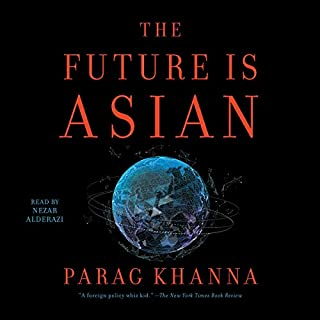 Page de couverture de The Future Is Asian