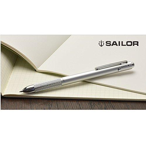 セーラー万年筆多機能ペン2色+シャープマルシャンJPグリーンパック17-0119-160