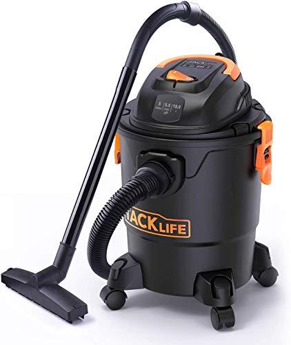 wet dry vacuum 5 gallon 3 hp - 7