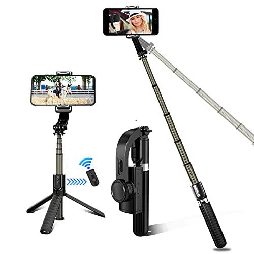 Palo Selfie Móvil Estabilizador Marca Abafia