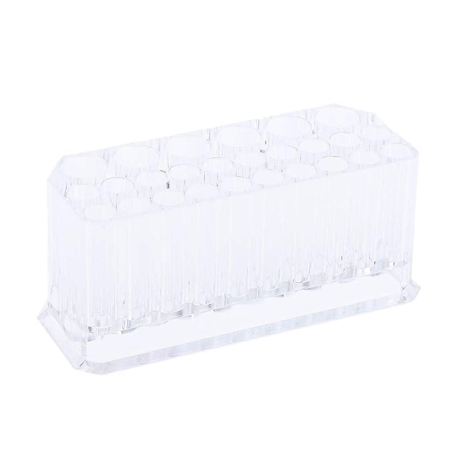 休憩バナーコールドSM SunniMix メイクアップブラシ 収納ラック 化粧品容器 収納ホルダー 省スペース メイクボックス