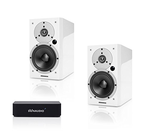 Find Discount DYNAUDIO XEO 3 WIRELESS POWERED AUDIOPHILE MONITOR SPEAKERS -- GLOSS WHITE