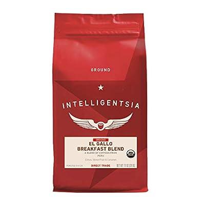Intelligentsia El Gallo Organic, 11 Ounce - Ground Coffee