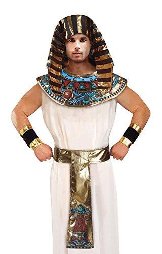Bristol novità DS178Adulto Faraone Costume Set di Accessori, Arcobaleno, Taglia Unica