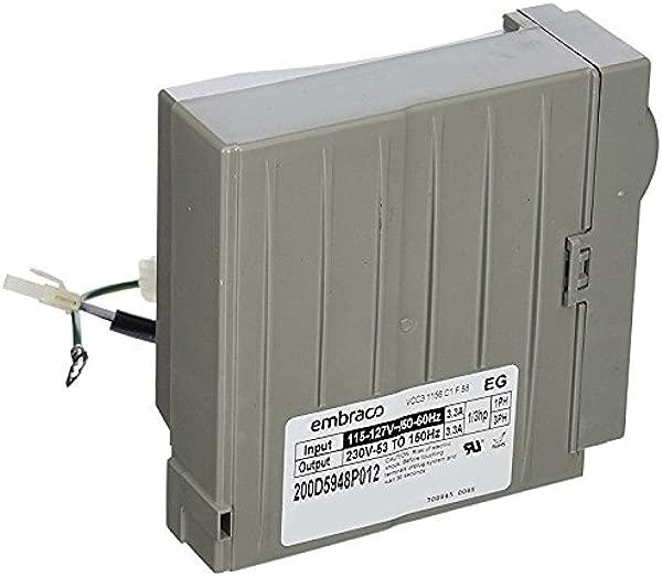 GE Refrigerator Compressor Inverter Control Board AP5669522