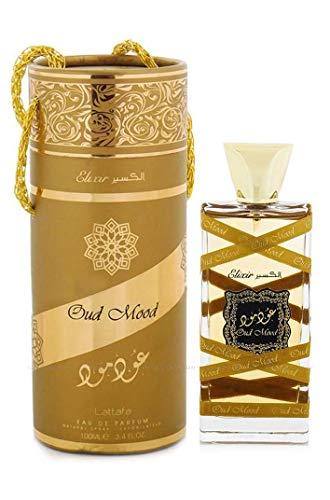 Lattafa, Oud Mood, Eau de Parfum, orientalischer Duft, 100 ml