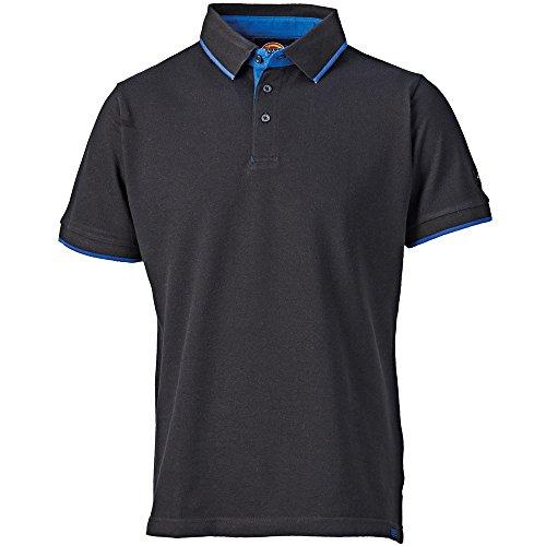 Dickies Anvil Polo Shirt schwarz BK-S, DT2000
