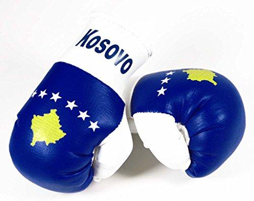 Doktor Hardstuff Mini Boxhandschuhe - Kosovo