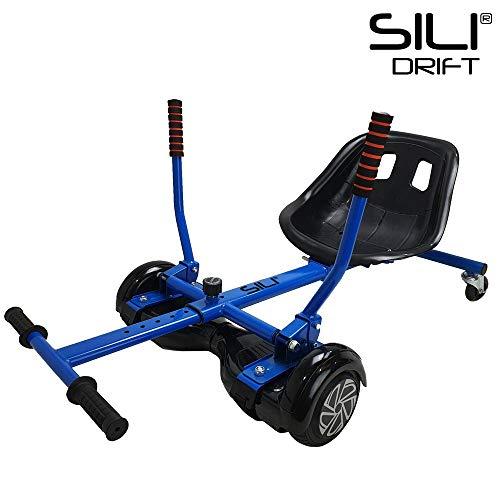 SILI® - Kart de Drift con suspensión - Compatible con