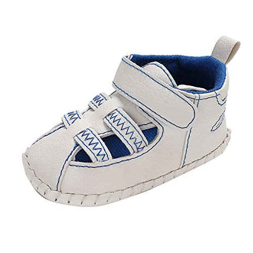 Great Features Of Baby Toddler Boys Sandals, ♥ Beyonds Hollow Out Shoes, Soft Sole Anti-Slip Infan...