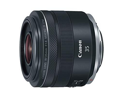 Canon RF 35mm f/1.8 is Macro STM Lens (Renewed)
