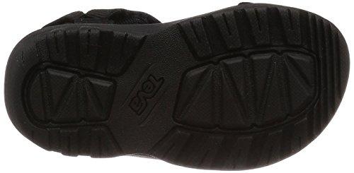 テバ Teva テバ トレッキングシューズ ジュニア HURRICANE XLT 2 1019390T ジュニア SOLID BLACK