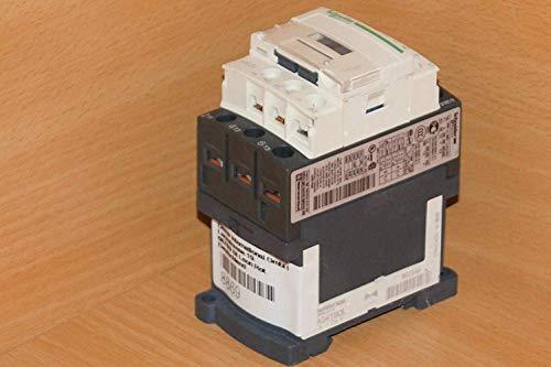 Schneider Electric LC1D09BD - Contactor eléctrico (9 A, 24 V)