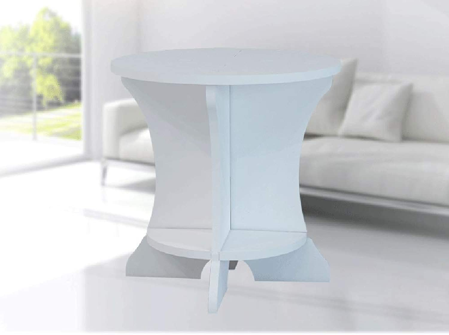 Creative Home Stool Simple European Living Room Stool Adult shoes Bench Waterproof Plastic Small Stool