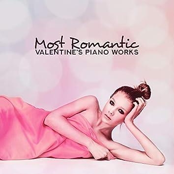 Most Romantic Valentine's Piano Works