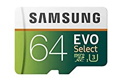 Best SD Card for Dash Cam - Samsung EVO Select 64GB