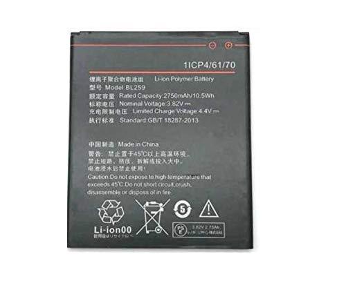 Todobarato24h BATERIA Compatible con Lenovo Vibe K3 / C2 / K5 / K5 Plus Lemon 3 BL259 | K32C36 2750 mha