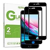apiker Lot de 2 Verre Trempé Compatible pour iPhone 8 Plus et iPhone 7 Plus, Film Protections d'écran iPhone 8 Plus et...