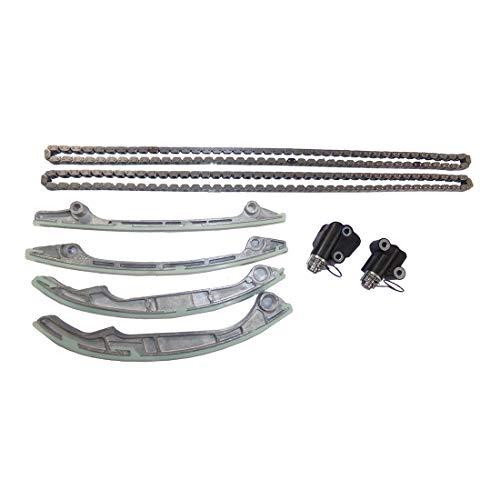 DNJ TK649 Timing Chain Kit/For 2004-2016/ Infiniti, Nissan/Armada, NV2500, NV3500, Pathfinder, QX56, Titan/ 5.6L/ DOHC/ V8/ 32V/ 5552cc/ VK56DE