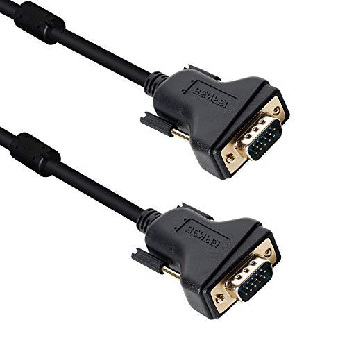 Cable VGA a VGA, BENFEI VGA a VGA Cable de 3 m...