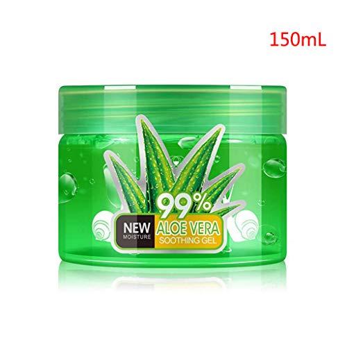 Aloe Vera Gel-100% Bio, Rein, 150ml Oder 250ml, Body Moisturizing Lotion, Creme, Gesichtsfeuchtigkeitscreme Von R-WEICHONG