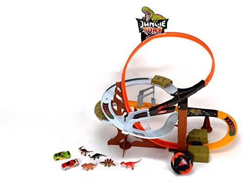Dickie Toys - 203759000 - Hippodromes - Dino Tower