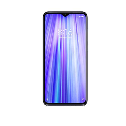 Redmi Note 8 Pro (Electric Blue, 6GB RAM, 128GB Storage with Helio G90T Processor)