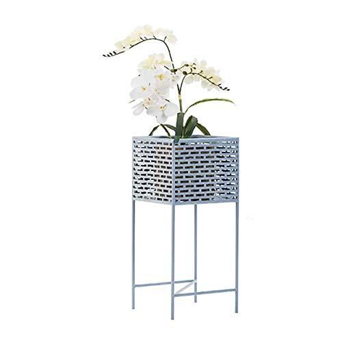 Why Should You Buy JiangYuenly&12 Wrought Iron Metal Plant Flower Stand, Bedside Storage Rack Displa...