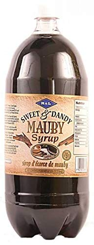 Sweet and dandy mauby syrup