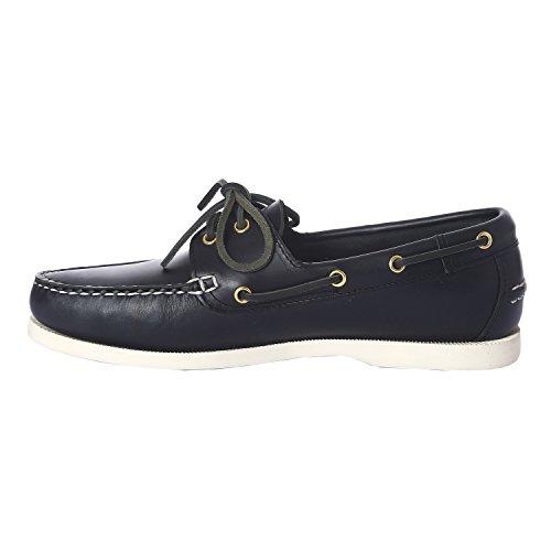 slam scarpe Slam Shoe Prince Evo Scarpa da Barca in Cuoio Suola Antiscivolo (43)